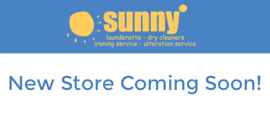 Sunny New Store Coming Soon