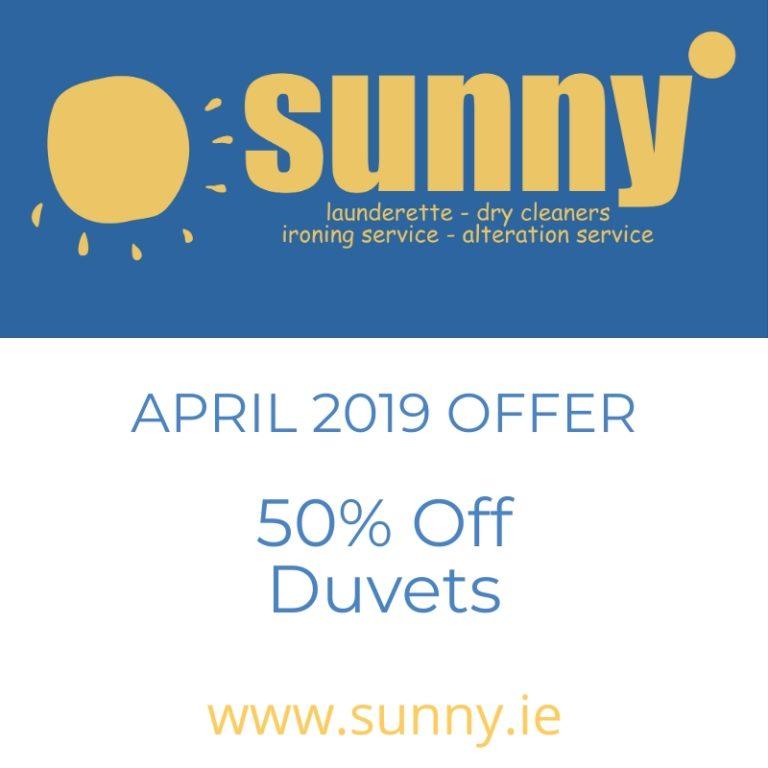 Sunny April Offer