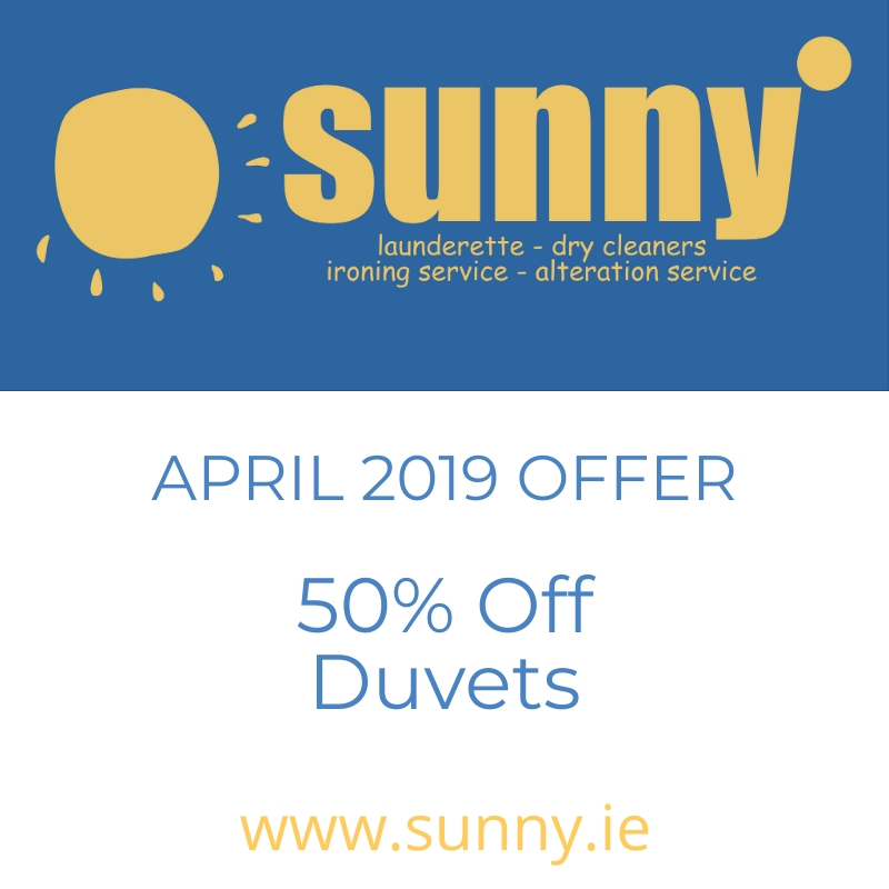 Sunny April Offer